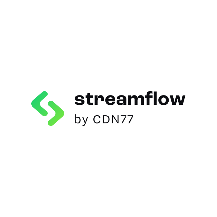 CDN77 Streamflow