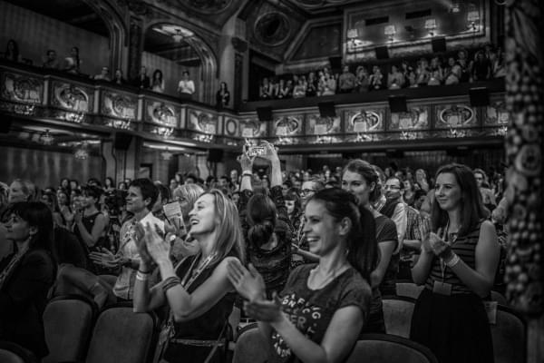 TEDxPragueWomen 2016: Nejvyšší čas