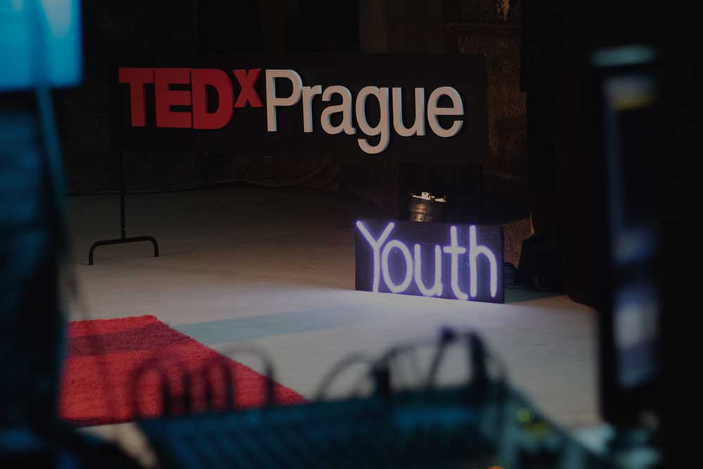 TEDxYouth@Prague 2017: Hra|NA